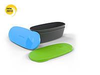 Набор герметичных контейнеров Light My Fire SnapBox Oval Голубой