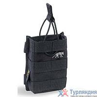 Горизонтальный подсумок для магазина Tasmanian Tiger SGL Mag Pouch HZ Bel black/khaki/olive Чёрный