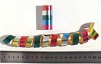 Серпантин металлизированный хамелеон мини-набор 5 рул. (1 х 85 см.)