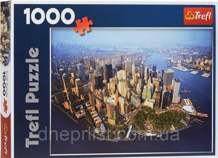 """Пазл 1000 эл. """"TREFL"""" (Польша) / Нью-Йорк (10222)"""