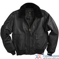 Куртка Alpha Industries G-1 Leather Jacket