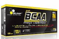 Бца Олимп  BCAA Mega Caps (120 caps)