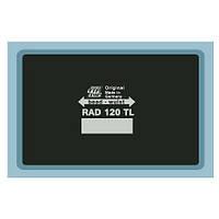 Ремонтный радиальный пластырь TL-120 (80х125 мм) TIP TOP Германия, фото 1