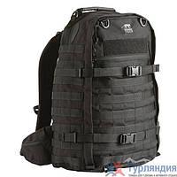 Рюкзак Tasmanian Tiger Observer Pack black/khaki/olive Чёрный