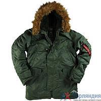 Куртка Alpha Industries N-3B Parka