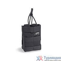 Подсумок Tasmanian Tiger SGL Mag Pouch BEL HK417 black/olive/khaki Чёрный