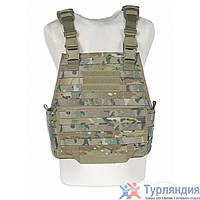 Разгрузка Tasmanian Tiger Plate Carrier MC multicam
