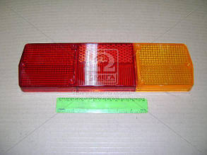 Стекло фонаря заднего КАМАЗ, ГАЗ правого (Ф-403) (производитель Украина) Ф-403.05