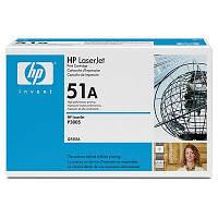 Заправка картриджа HP P3005, M3027, M3035 (Q7551A) в Киеве