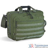 Сумка для документов Tasmanian Tiger Document Bag black/cub/khaki Зелёный
