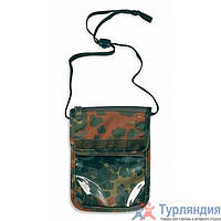 Кошелек Tasmanian Tiger Neck Pouch FT flecktarn II