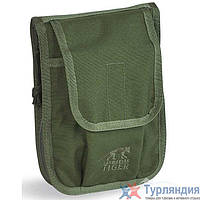 Мини-органайзер Tasmanian Tiger Note Book Pocket  cub/flecktarn Зелёный