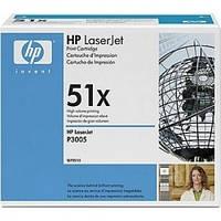 Заправка картриджа HP P3005, M3027, M3035 (Q7551X) Max в Киеве