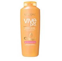 Шампунь для сухого волосся L'Oreal VIVE pro 384мл. США