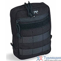 Универсальный подсумок Tasmanian Tiger Tac Pouch 5 black/olive/khaki Чёрный