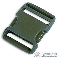 Пряжка для ремонта или замены Tasmanian Tiger SR50 Bukle cub/olive Зелёный