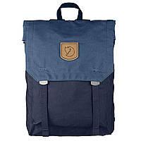 Рюкзак Fjallraven Foldsack No.1 Dark Navy-Uncle Blue