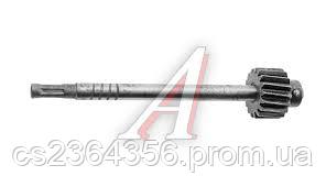 Шестерня ЗІЛ 130М3802034 відома вала спідометра з віс.