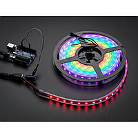 СВЕТОДИОДНЫЕ ЛЕНТЫ DIGITAL RGB SMD 5050 30 LED/M, RGB RW 1LED (умные led) PIXEL STRIP