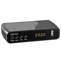 TV Tuner DVB-T2 Optima T-701