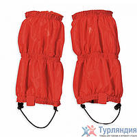 Гетры Tatonka Gaiter RipStop Short Light Красный