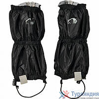 Гетры Tatonka Gaiter RipStop Short Light Чёрный