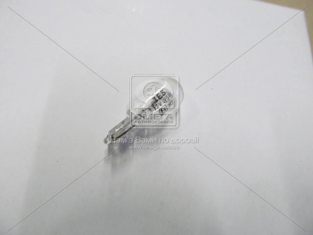 Лампа A12-5-2 (12V W5W) W2.1*9.5d /инд.уп./ (Tes-Lamps) 2880008