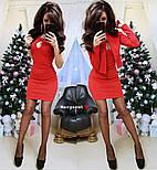 Женский костюм: жакет и платье (5 цветов), фото 4