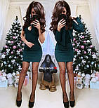 Женский костюм: жакет и платье (5 цветов), фото 10