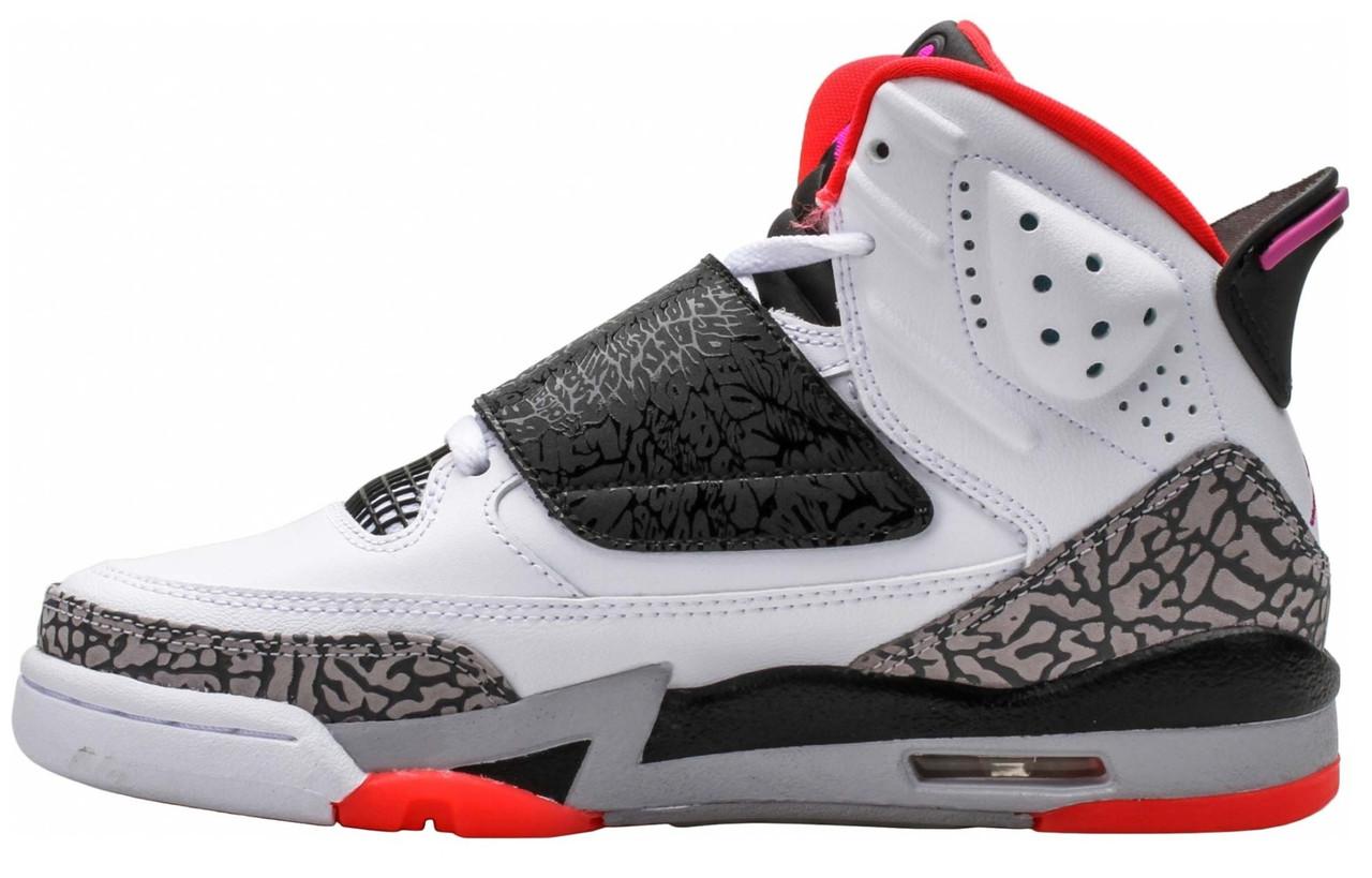 innovative design 1506a a424a Баскетбольные кроссовки Nike Air Jordan Son of Mars Low