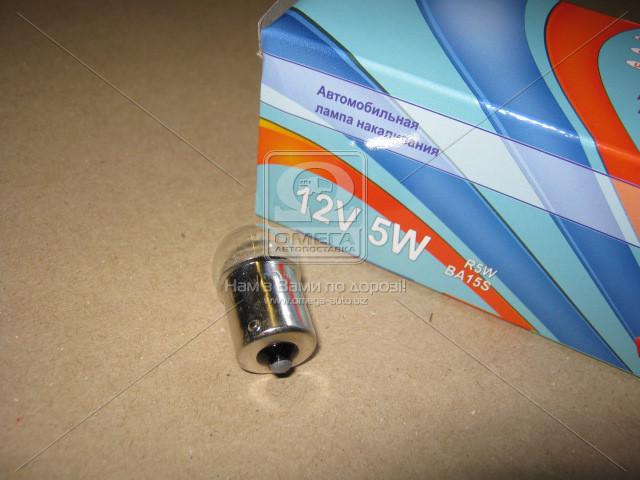 Лампа 12V 5W BA15S (Квант) 65005200