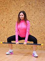 Палка гимнастическая Body Bar 8кг l-1,22м, d-40мм FI-1251- 8