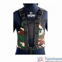 Разгрузочный жилет Sargan Weight Vest Броник 3мм Camo