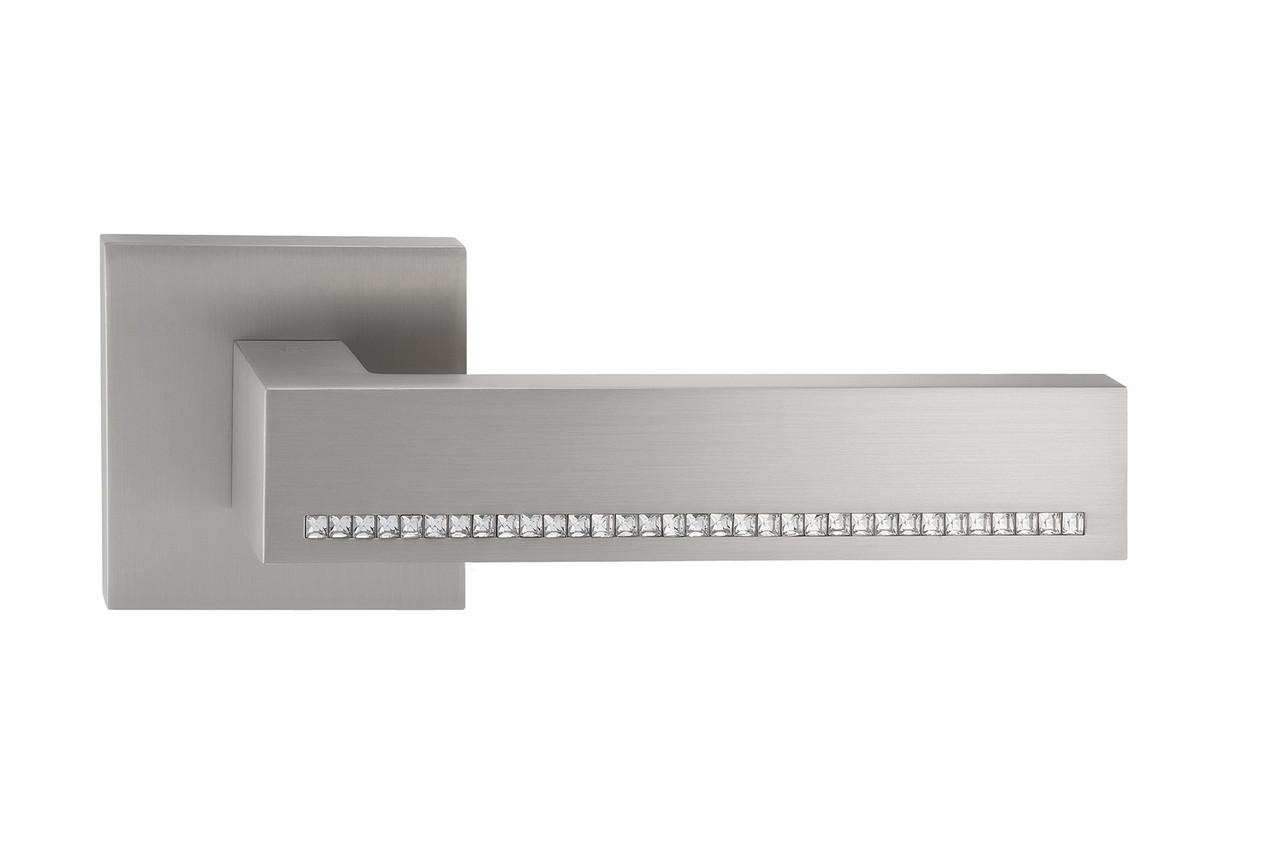 Итальянская дверная ручка ORO&ORO 106CR-13E PN