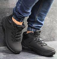 1250UAH. 1250 грн. 2500 грн. В наличии. Мужские кроссовки Ecco Biom, зимние,  кожа нубук, черные, Экко 2018 a98be8b33dd