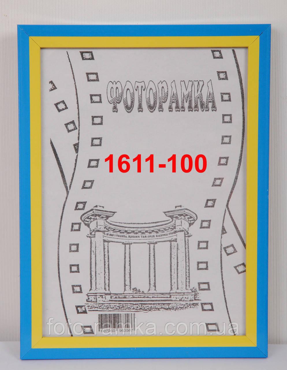 Фоторамка 21х30 багет 1611-100