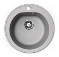 Кухонная мойка METALAC X GRANIT VENERA E (113003) серый