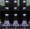 Светодиодная гирлянда занавес «Дождь-Водопад» 480LED, 3х2м белый