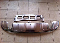 Накладки на бампера Audi Q5 2008-2012