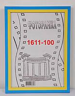 Фоторамка 30х40 багет 1611-100