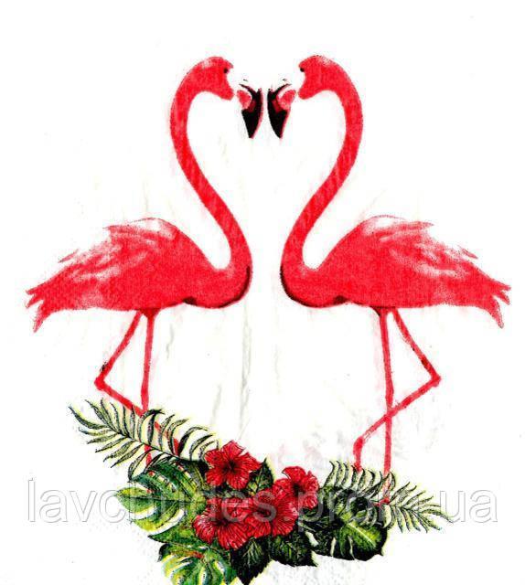 Салфетки Фламинго