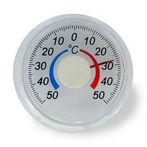 Комнатные и оконные термометры