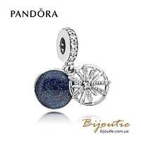 Pandora шарм-подвеска СИЯЮЩИЕ МЕЧТЫ #797531CZ серебро 925 Пандора оригинал
