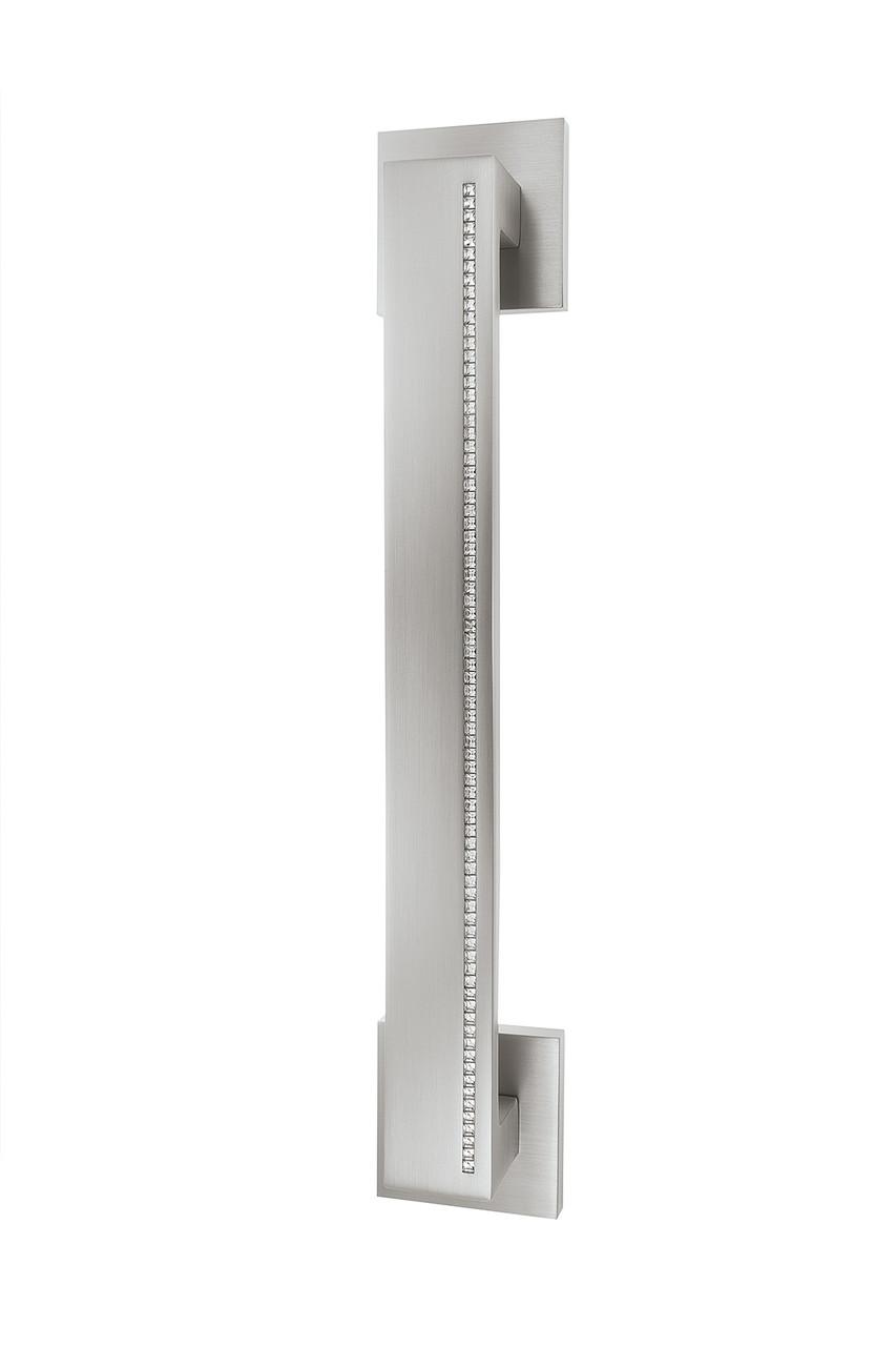 Дверная ручка-скоба ORO&ORO 106S CR-13E PN