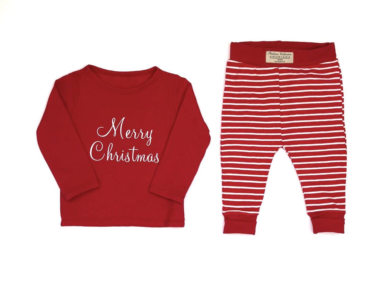 Комплект Merry Christmas Andriana Kids от 0 до 4 лет