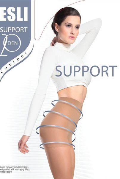 Колготки корректирующие Support 20 Esli