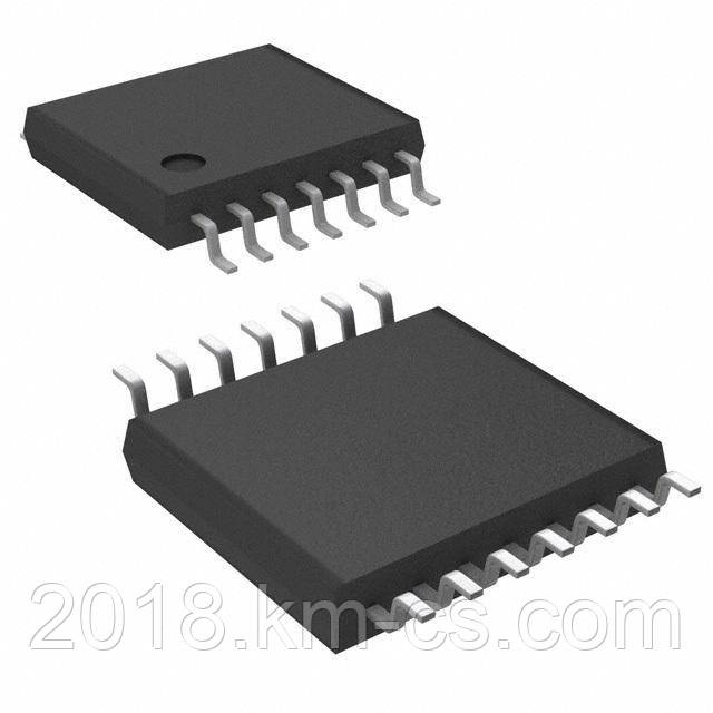 Усилитель INA2332AIPWR (Texas Instruments)