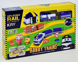 """Железна дорога """"Robot Trains"""" 828-9"""