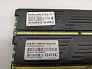 Оперативная память GEIL 4Gb(KIT 2x2GB) DDR3 PC3-12800 CL-8 !!!!  б/у , фото 2
