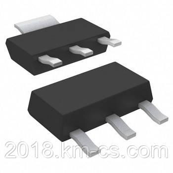 Стабилизатор напряжения (Voltage Regulators) MIC39100-1.8WS (Micrel)